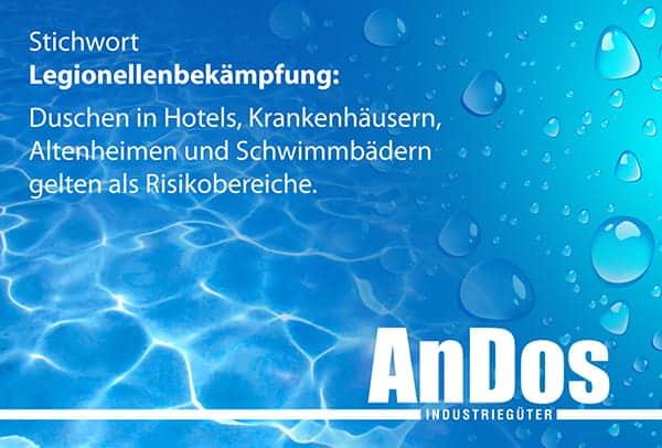 Legionellenbekaempfung Wasserdesinfektion Trinkwasseraufbereitung